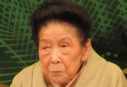 内海桂子が入院!1月末から歩行困難で現在リハビリ中
